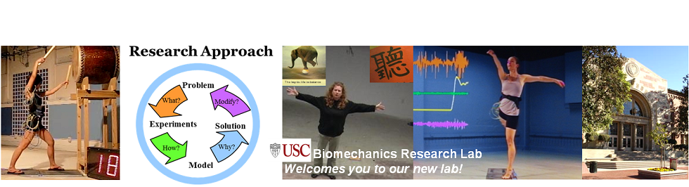 USC Biomechanics Lab